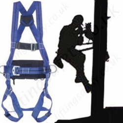 Fall Arrest Work Positioning Harnesses EN361 & EN358