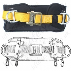 Work Positioning & Restraint Belts EN358