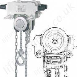 Yale Corrosion Resistant Hand Chain Hoists