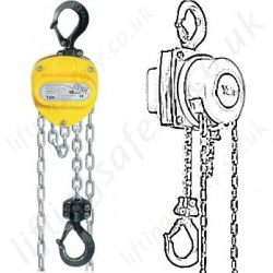yale hook suspended hand chain manual hoists cbw yale hand chain hoists hook suspended (manual hoists) lifting yale hoist wiring diagram at bayanpartner.co