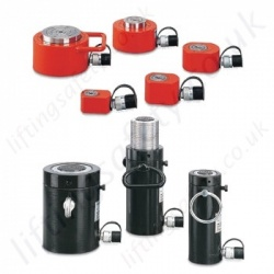 Hydraulic Lifting Cylinders & Pumps 700 Bar - Lifting Equipment