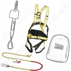Yale Fall Arrest Kits Inc. Inertia Reels