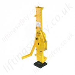 Yale Mechanical (non-hydraulic) Jacks - Head and/or Toe Lift