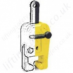 Yale Rail Handling Lifting Clamps