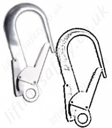 Yale Scaffold hooks and Wide Jaw Karabiners