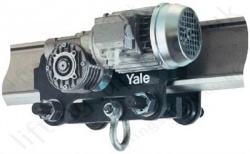Yale Electric Beam Travel Trollies
