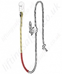 Yale Work Positioning Lanyard (Pole Strap)