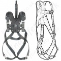ATEX Approved Fall Arrest Height Safety Harnesses