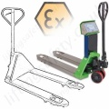 ATEX Pallet Trucks - Spark Resistant and Atex Rated Pallet Handling Trucks