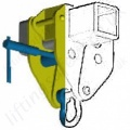Box section  Lifting Clamps (Hollow / Square section)