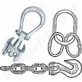 Crosby Lifting Chain Slings Components