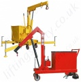 Counterbalance Floor, Workshop Cranes