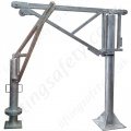 Davit Arm Portable Jib Cranes