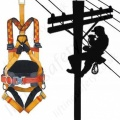 Linesman Fall Arrest Harnesses (Electric Pylon)