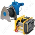Electric Winches and Hoists, AC (Mains Powered)