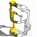 Fibre (110 Litre) Drum Hook Suspended (Crane Slung) Drum Attachments