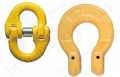 Gunnebo Chain Lifting Couplers for Grade 8 Chain Slings