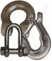 Gunnebo Grade 50 Stainless Steel Chain, Links, Couplers, Shackles & Hooks