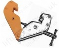 Hadef Beam Clamps, RSJ Girder Lifting and Suspension Clamps
