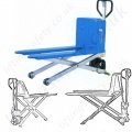 High Lift Pallet Trucks (Scissor lift)