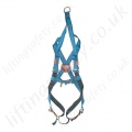 Tractel Fall Arrest Rescue Harnesses (Vertical Casualty Lifting)