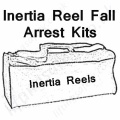 Fall Arrest Kits (Including Inertia Reels)