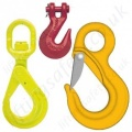 Lifting & Rigging Hooks - All Types