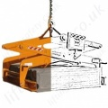 LiftingSafety Scissor Grab Lifting Clamps