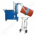 "LiftingSafety ""UK Manufactured"" Manual Drum Handling Equipment"