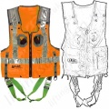 Miller Fall Arrest Jacket / Vest Harnesses