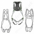Miller Fall Arrest Safety Harnesses EN361