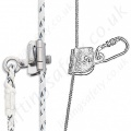 Miller Guided Fall Arrestors For Synthetic and Steel Wire Rope