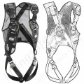 Petzl Fall Arrest Vest Harness