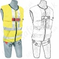 Protecta Fall Arrest Jacket, Vest Harnesses
