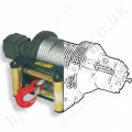 Ramsey Hydraulic Wire Rope Winches for Pulling Applications