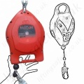 Retractable Fall Arrest Inertia Reel Self Retracting Lifeline to EN360