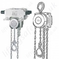 ATEX Hand Chain Hoists (Explosion Proof & Spark Resistant) Range to 20 Tonne SWL