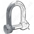 Stainless Steel Dee Shackles (D Shackles)