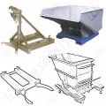 Stainless Steel Forklift Attachments