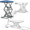 Static / Fixed Scissor Lift Tables