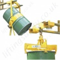 Steel Drum Hook Suspended (Crane Slung) Drum Attachments