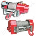 Superwinch Hydraulic Wire Rope Winches for Pulling Applications