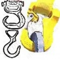 Synthetic Sling (Webbing Slings) Lifting Hooks