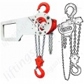 Tiger Hand Chain Hoists Hook Suspended (manual hoists)