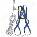 Titan Vertical Access Height Safety Kits