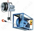 Tractel Electric Wire Rope Winches / Hoists for Pulling and Lifting Applications