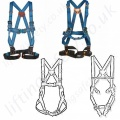 Tractel Fall Arrest Safety Harnesses EN361