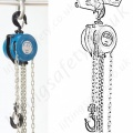 Tractel  Hand Chain Hoists Hook Suspended (manual hoists)
