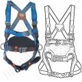 Tractel VertyTrac Quick Release Buckle Safety Harnesses EN361