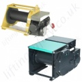 Verlinde Electric Wire Rope Winches / Hoists for Pulling and Lifting Applications